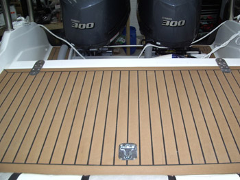 Permateek decking panel