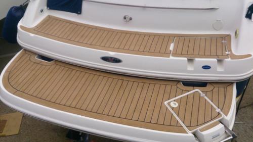 Beutiful marine flooring